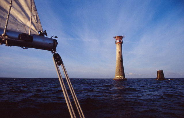 9 Eddystone Lighthouse